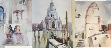 Learn Travel Sketching With Watercolours One Day Workshop