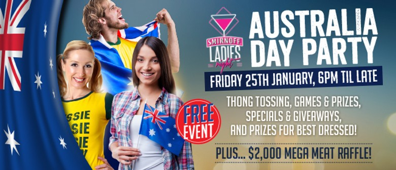 Ladies Night Australia Day Party