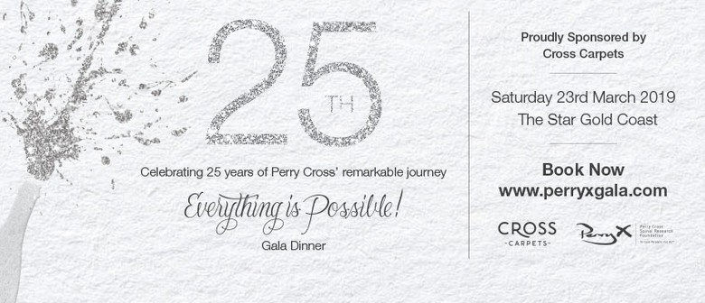 25 Anniversary Everything Is Possible Gala Dinner