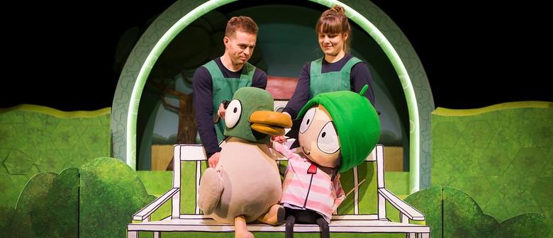 Sarah & Duck's Big Top Birthday