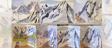 Travel Diary Sketching On the Go – Ochre Lawson