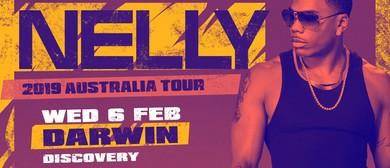 Nelly Australia Tour 2019