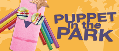 Puppet In the Park – Summer Holidays