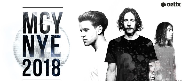 NYE White Party Feat. Crooked Colours, Alex Dyson, Airwolf