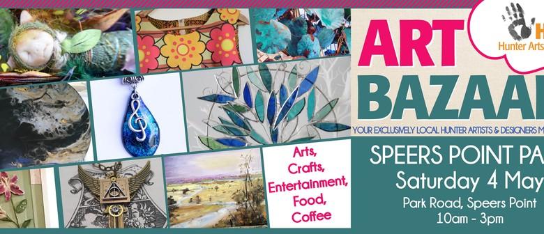 Hunter Arts Network's Art Bazaar Speers Point Park 2019