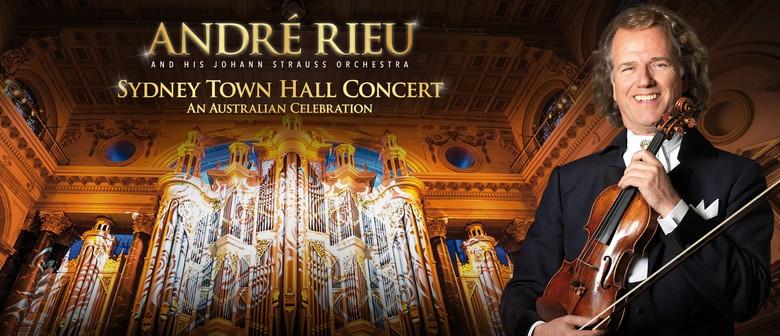 André Rieu – Sydney Town Hall Concert