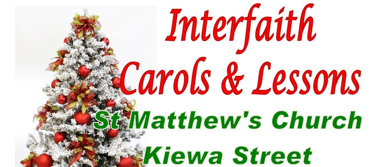 Interfaith Carols and Lessons Service