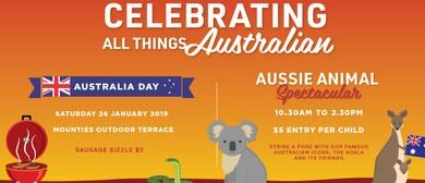 Australia Day Aussie Spectacular