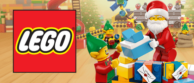 LEGO Christmas Play Zone