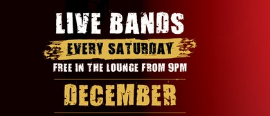 December Saturday Bands