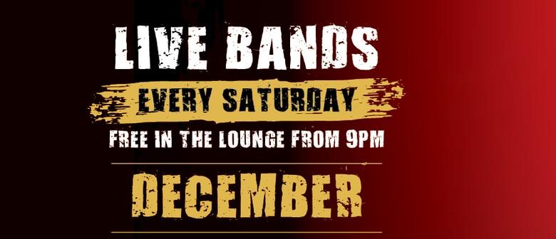 December Saturday Bands