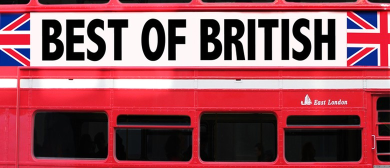 Best of British – A Showcase of The Finest British Comedians