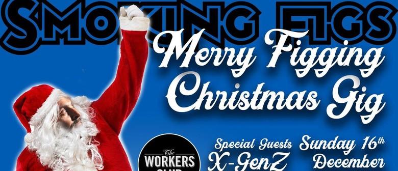 Merry Figging Christmas Gig