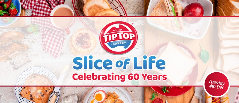 Tip Top® Slice of Life Pop Up Café