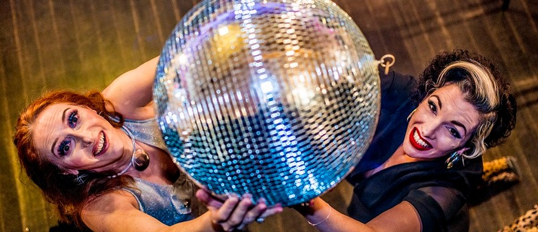 Mirror Ball Disco Dance