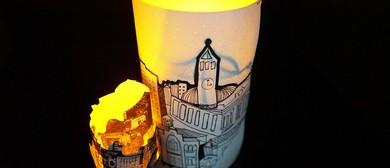 MoB Kids: Illuminated City Scene