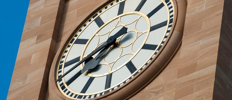 December Clock Tower Tours
