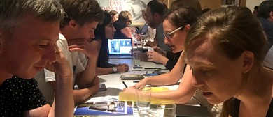 Micro Histories: Speed Date an Architect