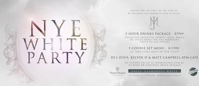 NYE White Party