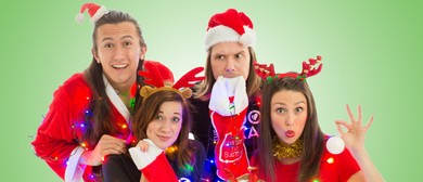 The Big Ho-Ho-Hoo-Haa! – Christmas Comedy Cracker