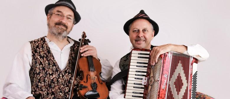 Bohemian Nights With Klezmer, Gypsy, European Music