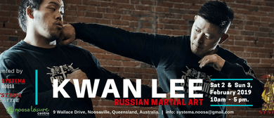 Russian Martial Art – 2-Day Workshop