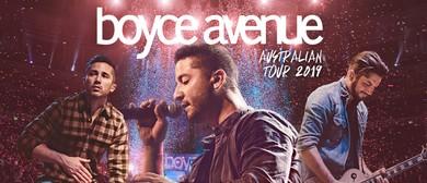Boyce Avenue Australian Tour 2019