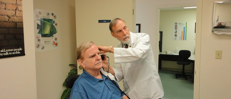 Hearing Tests for Seniors Week