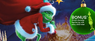 Family Fun Day – The Grinch