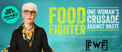 Food Fighter Film Screening