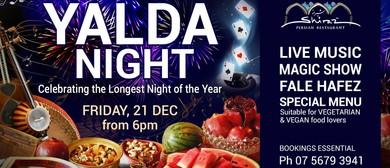 Yalda Night Celebrations