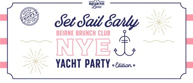 NYE – Last Brunch of the Year