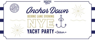 NYE Yacht Party Edition
