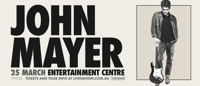 An Evening with John Mayer