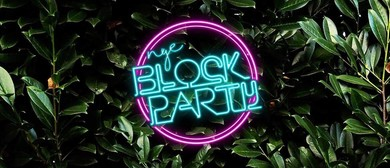 New Year Eve Block Party