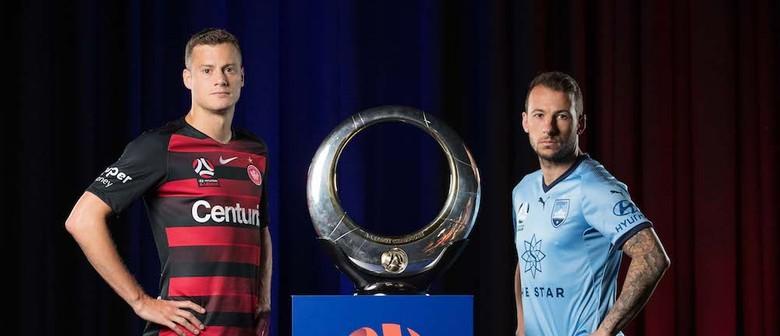 Hyundai A-League, Round 8: WS Wanderers vs Sydney FC