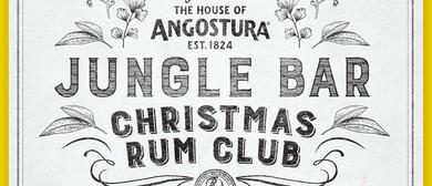 Christmas Rum Club With Angostura and Kraken