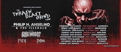Thrash Blast Grind Tour