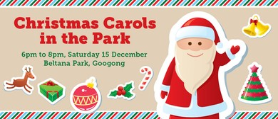 Christmas Carols In the Park: CANCELLED