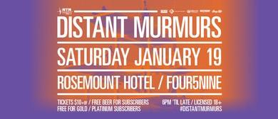 Distant Murmurs