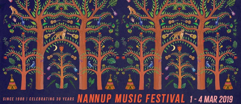 Hat Fitz and Cara – Nannup Music Festival 2019