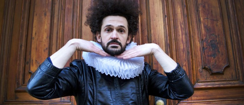Garry Starr Performs Everything – Adelaide Fringe
