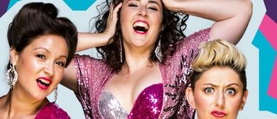 Fringe Wives Club: Glittery Clittery – Adelaide Fringe