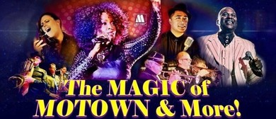 The Magic of Motown, Grand WaZoo & Austen Tayshus – NYE