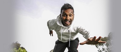 Nazeem Hussain – Basic Idiot – GC Laughs Festival
