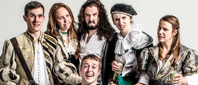 Shit-Faced Shakespeare – A Midsummer Night's Dream