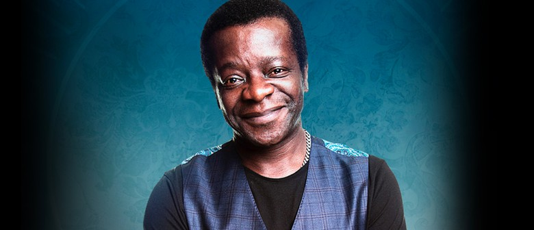 Stephen K Amos – The Story So Far – GC Laughs Festival