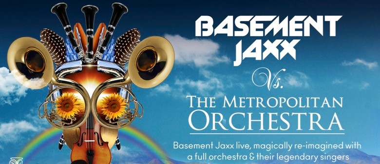 Basement Jaxx Vs The Metropolitan Orchestra