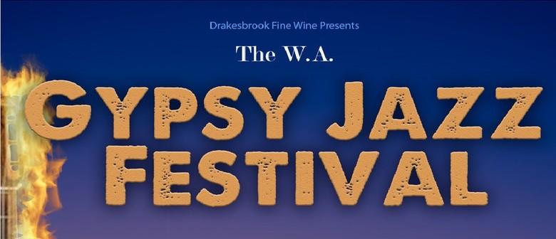 The WA Gypsy Jazz Festival with Hank Marvin Gypsy Jazz