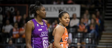Giants Netball v Qld Firebirds
